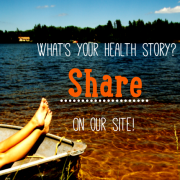 Share Your Health Story Logo