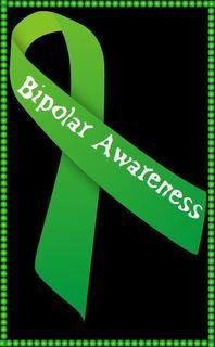 Bipolar disorder - A way of life. Logo