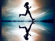 The Running Group Logo