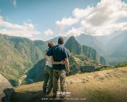 The Inca Trail to Machu Picchu  Logo