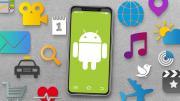 Mobile Apps Technology Logo