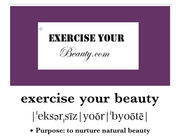 Exercise Your Beauty Image
