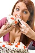 Compulsive + Emotional Eating Logo