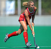 U.S.A. Women's Field Hockey Athlete Jesse Gey Shares 2008 Olympic Journey and 2012 Hopes
