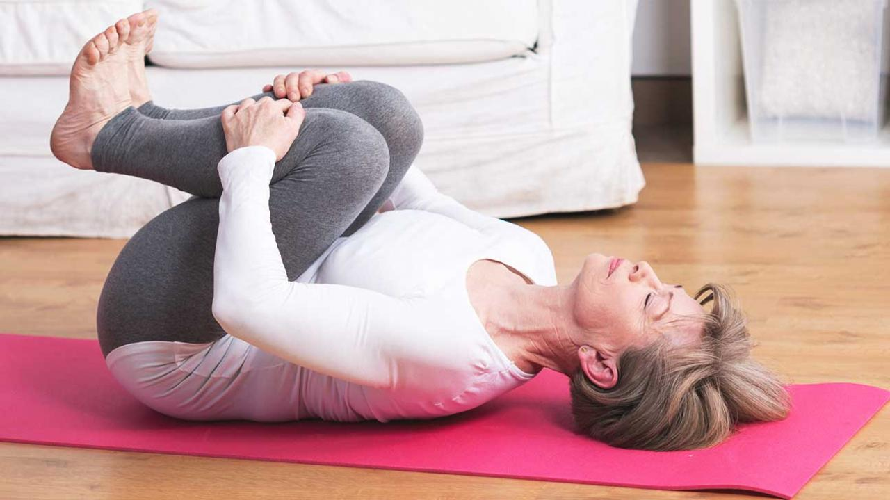 3 Easy Stretches to Prevent Back Pain