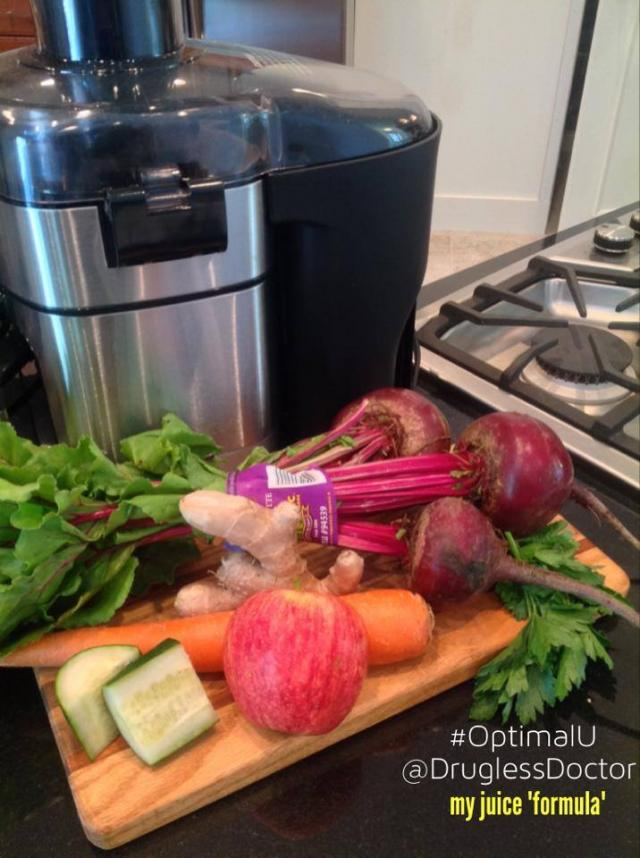 juicing beets