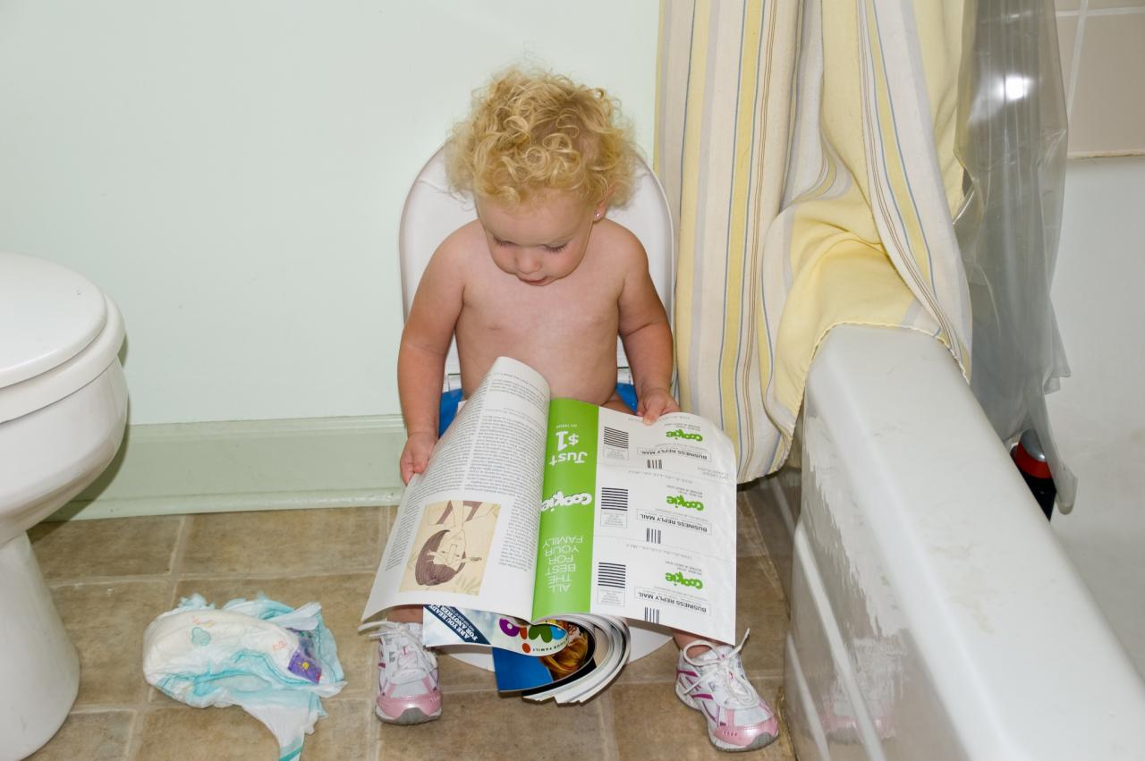 What You Need To Know About Toilet Training Your Toddler