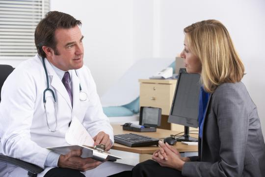 Education before talking to your doctor