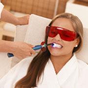 Dangers of teeth whitening