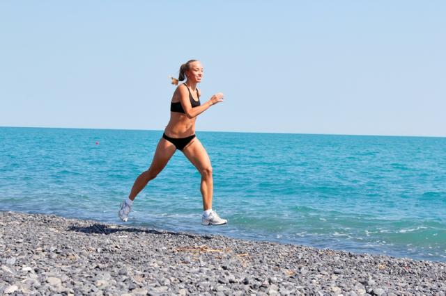 Exercise helps stress