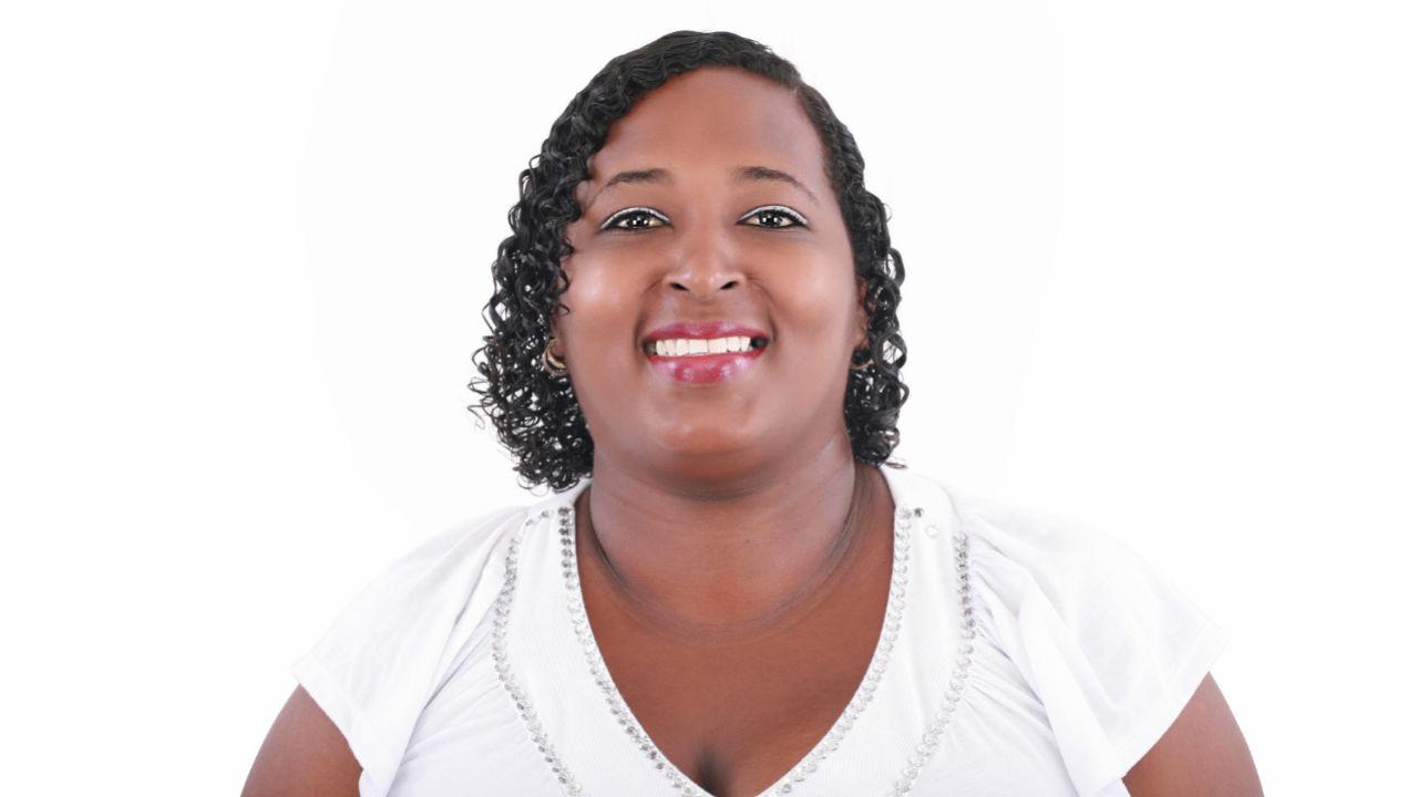 Темнокожие женщины большого размера 15 фотография