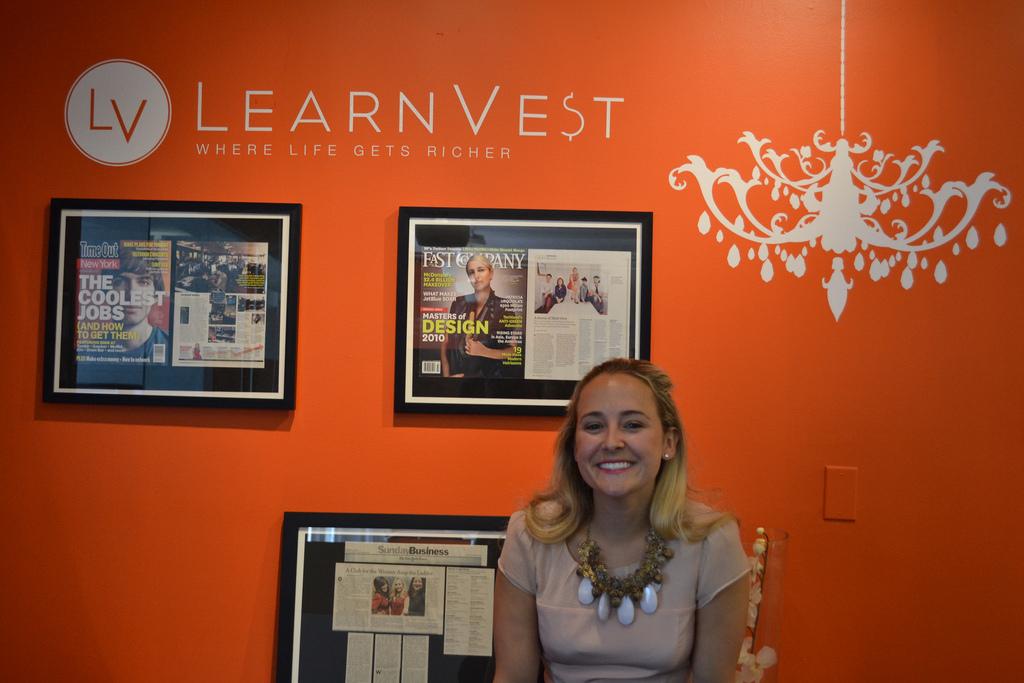 Alexa Von Tobel, Learnvest