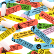 Prescription warning labels are often overlooked by older people