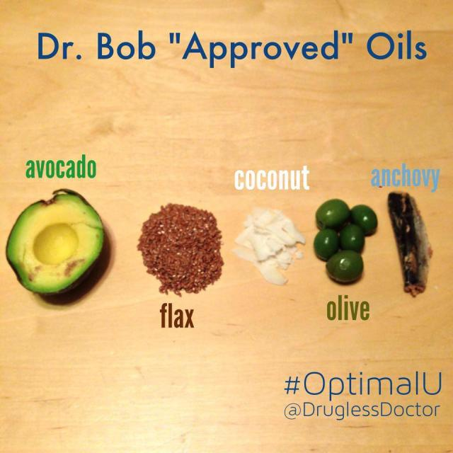 Approved Oils