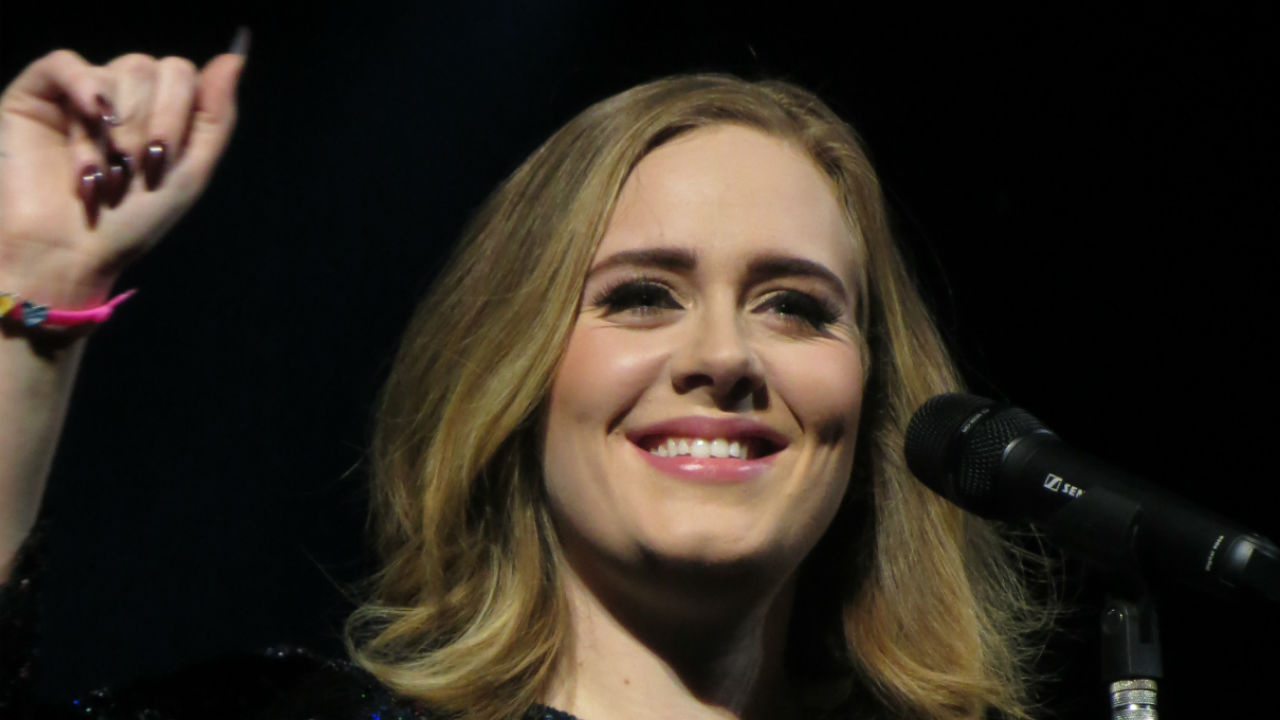 Even Adele Had to Go Through Postpartum Depression