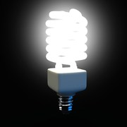CFL light bulbs could be harmful to the skin