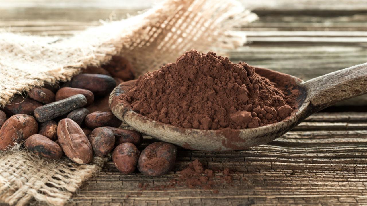 Antioxidant Acai Cacao Smoothie