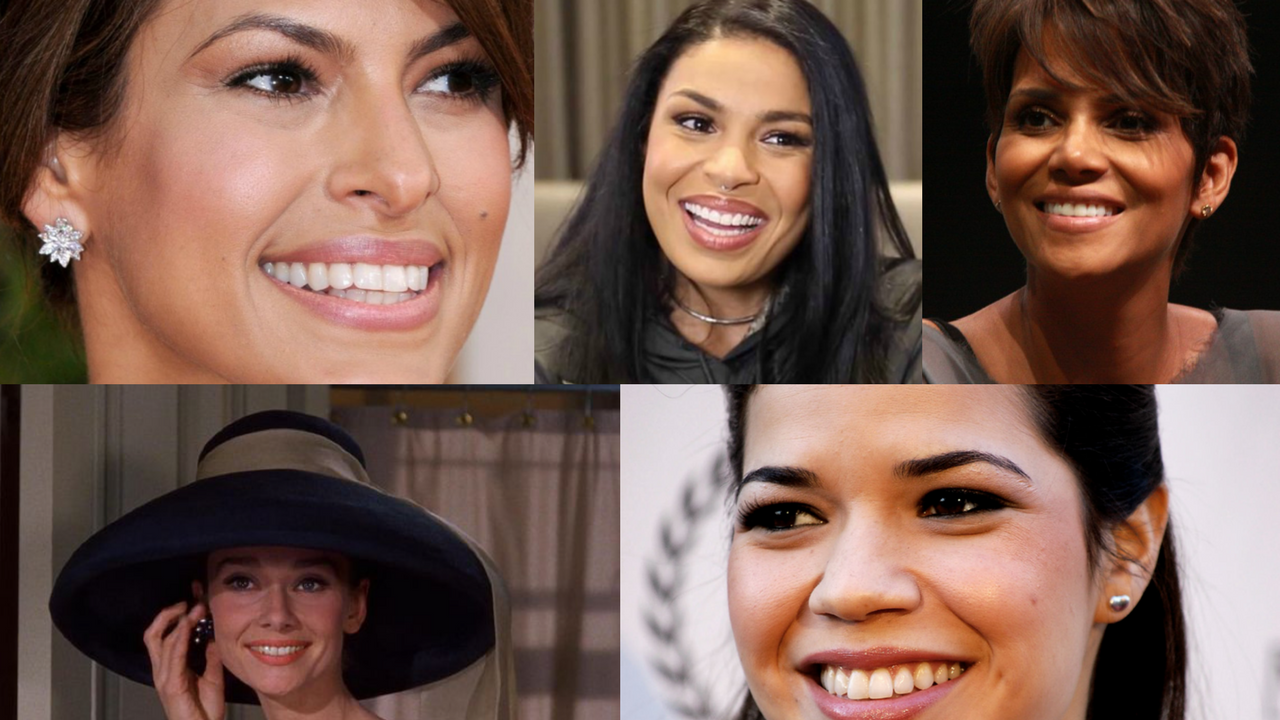 8 Famous Smiles We Can't Get Enough Of