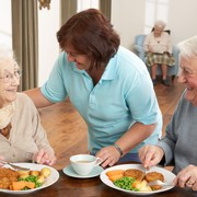 goal of Meals on Wheels to end hunger for seniors
