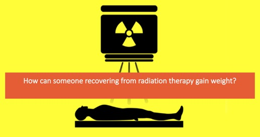 weight gain from radiation therapy