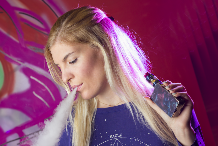 vaping research