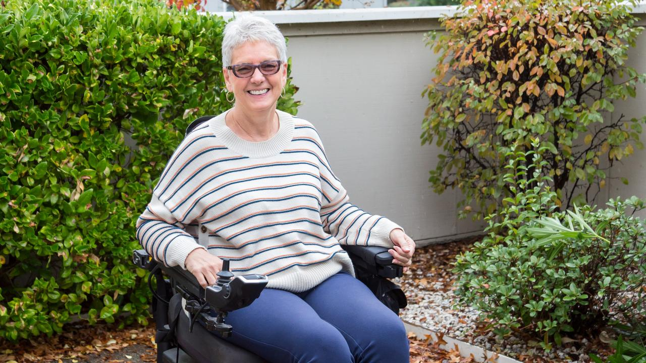Hitting the Road when Living with Limited Mobility