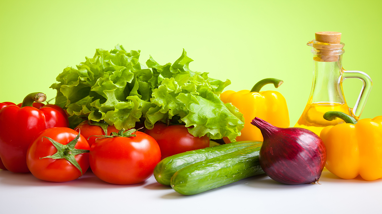 Ovarian Cancer: Healthy Eating