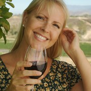 a glass of wine during menopause may be good for your health