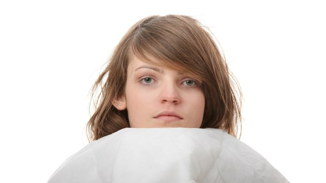 are you allergic to sleeping well?