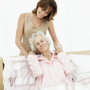 caregivers are challenged by Alzheimer's disease and dementia