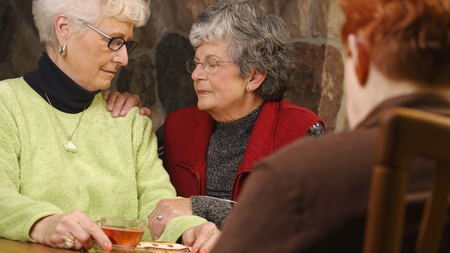 Alzheimer's May Affect More Women Than Men