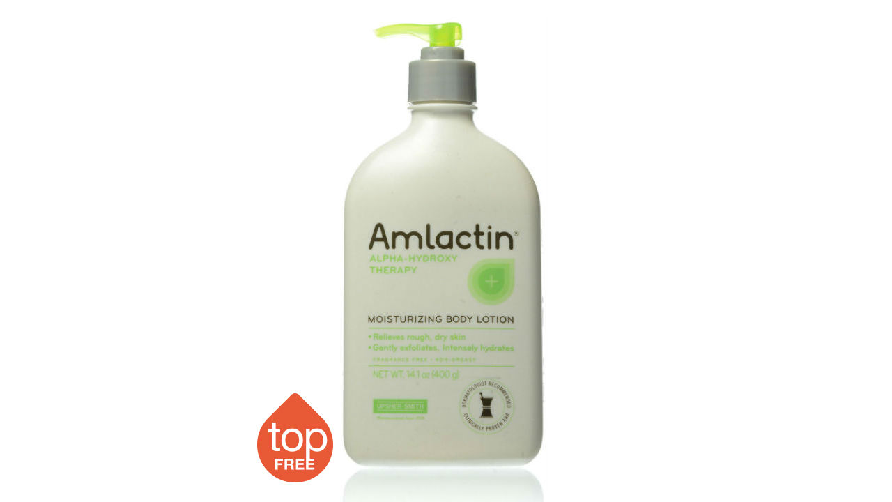 amlactin moisturizing body lotion