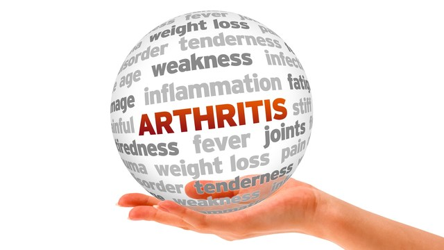 information on arthritis signs and symptoms
