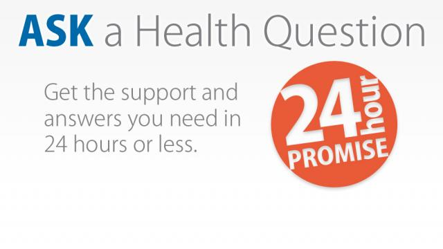 ASK a Health Question at EmpowHER.com/ASK
