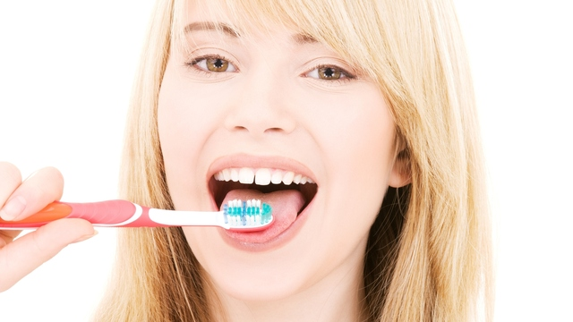 Try Cleaning Your Tongue to Get Rid of Bad Breath