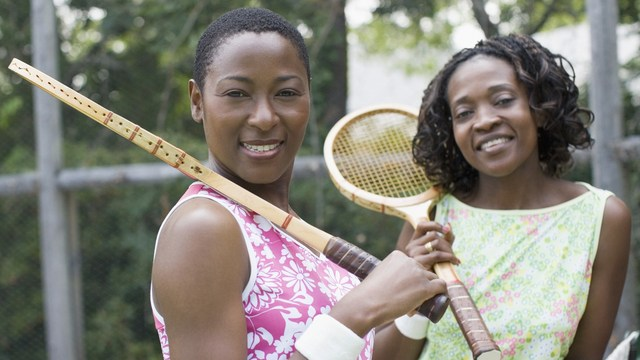 7 Benefits You'll Get Playing Tennis