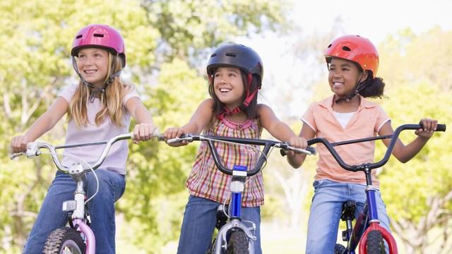 tips on bike safety for children