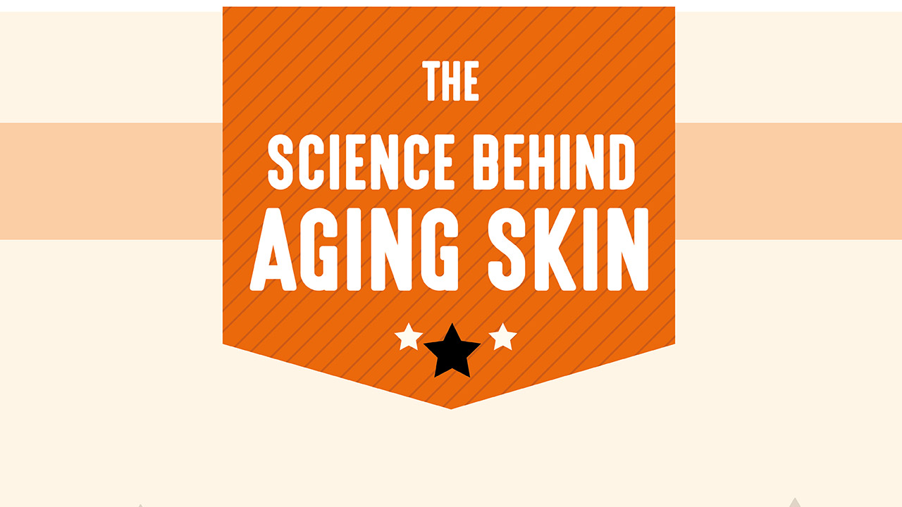 Infographic: The Science Behind Aging Skin