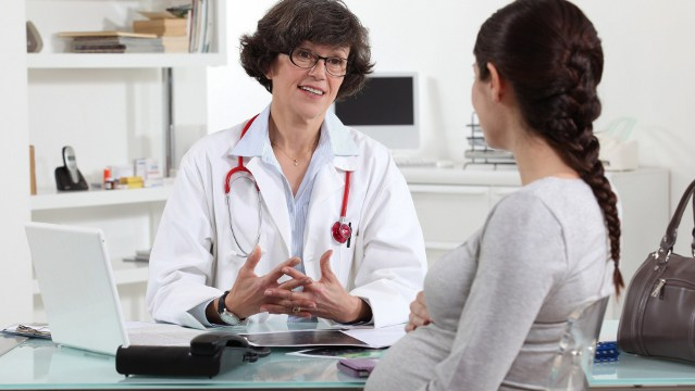 recommendation that all pregnant women have blood sugar tested