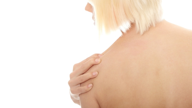 concerned about breast pain? causes and treatments | empowher, Skeleton