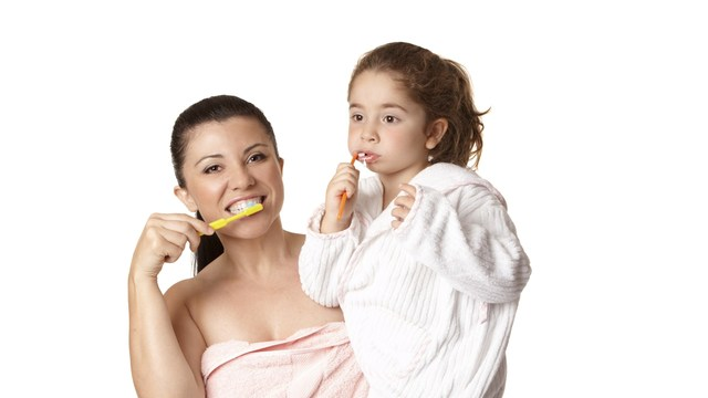 good oral health and keeping kids free of cavities