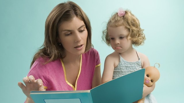 act now for your child's speech, hearing or language issues