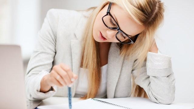 Computer Eye Strain: Avoid the Headache