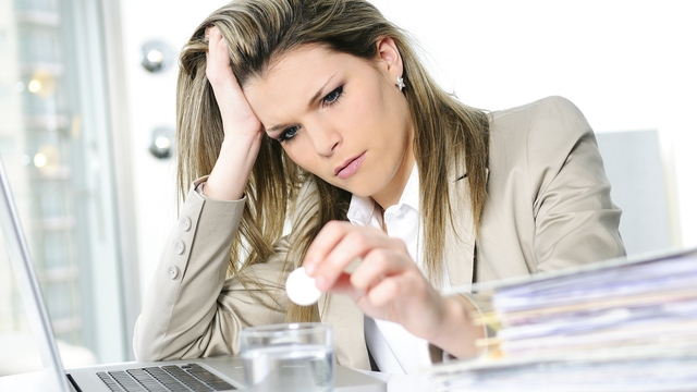 Top of the Corporate Ladder Often Equals Depression for Women