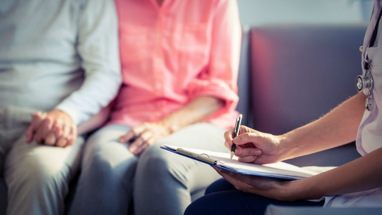 Our Menopause- Facing a Hysterectomy Together