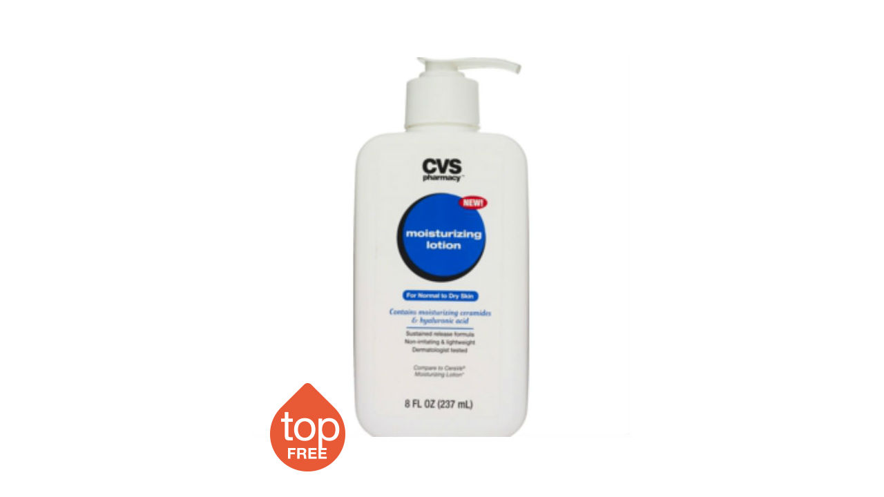 cvs moisturizing lotion