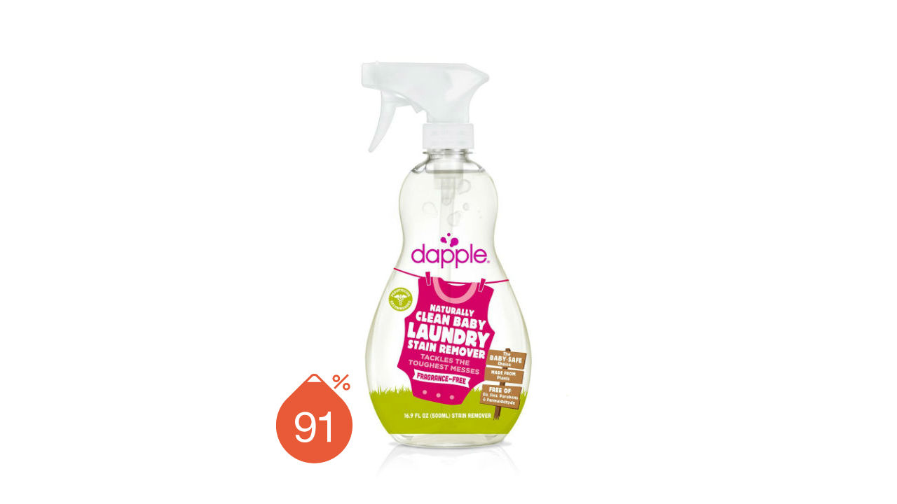 dapple baby laundry stain remover