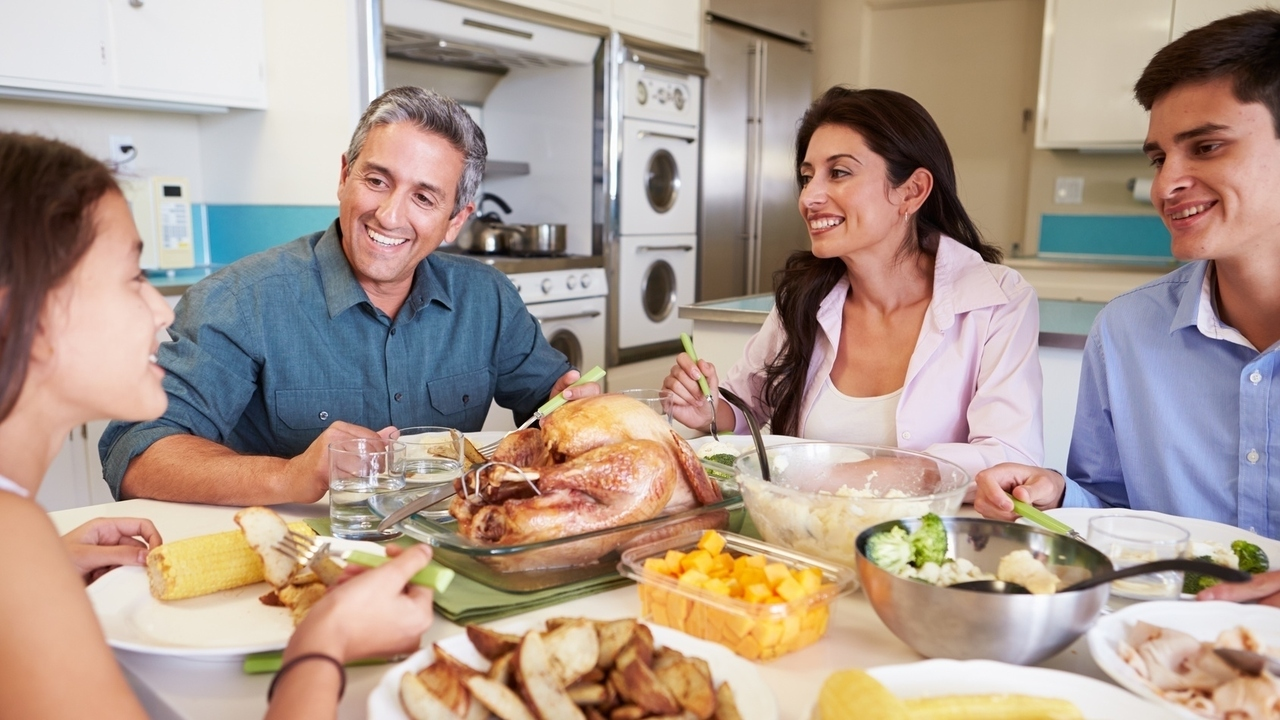 3 Tips to Help You De-stress Your Thanksgiving Festivities