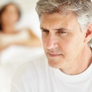 risk for sexual dysfunction in men increased with diabetes