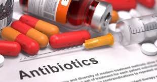 antibiotic-related intestinal side effects